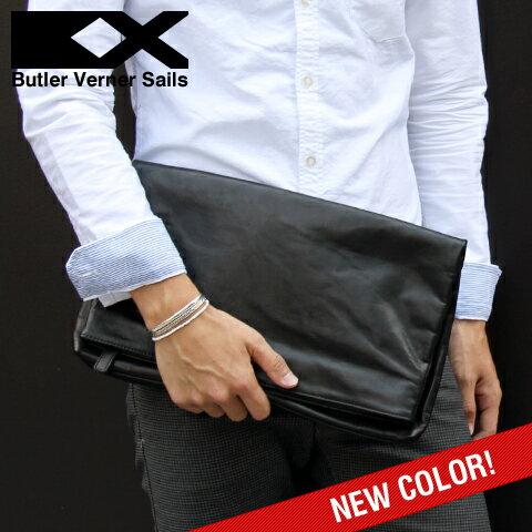 【クラッチバッグ ショルダーバッグ】日本製 本革 ポニーレザー クラッチバッグ メンズ レディース バトラーバーナーセイルズ