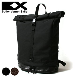 Made in Japan Cordura nylon roll top waterproof rucksack sack next Butler Verner Sails butlerburnerserles ladies unisex «-COD fee» [product arrival after the bag hook giveaway]