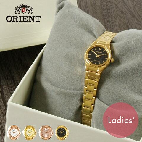 【腕時計 レディース】ORIENT オリエント 丸型 ブレス タイプ 腕時計 サークルウォッチ 女性 レディースギフト