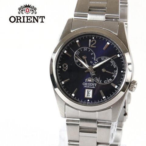 【腕時計 メンズ】ORIENT オリエント AUTOMATIC 自動巻き マルチカレンダー 腕時計 海外モデル メンズ 男性 ギフト