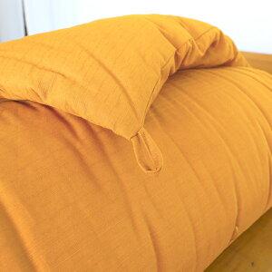 【職人の手作り京座布団】ひと寝(65×170cm)[側生地:綿つむぎ●中わた:綿100%(直入れ)][daitou]