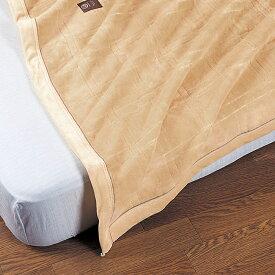 Pureケット (ピュアケット) 綿毛布ダブルサイズ(180×230cm)起毛部:綿100%/グランド:ポリエステル100%日本製 天然素材 オールシーズン Able Future