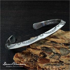 Dear Blossom(ディアブロッサム)トライアングルバングル/(B-025)インディアンジュエリー バングル