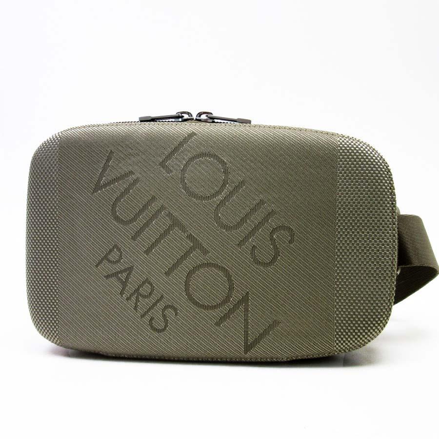 ルイヴィトン Louis Vuitton ボディバッグ ダミエジェアン マージュ カーキ ダミエジュアンキャンバス メンズ M93500 【中古】【定番人気】 - a1128
