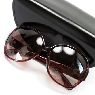 Mark by mark Jacobs MARC BY MARC JACOBS sunglasses 59 □ 14 125 dark red x brown gradation plastic - n8963