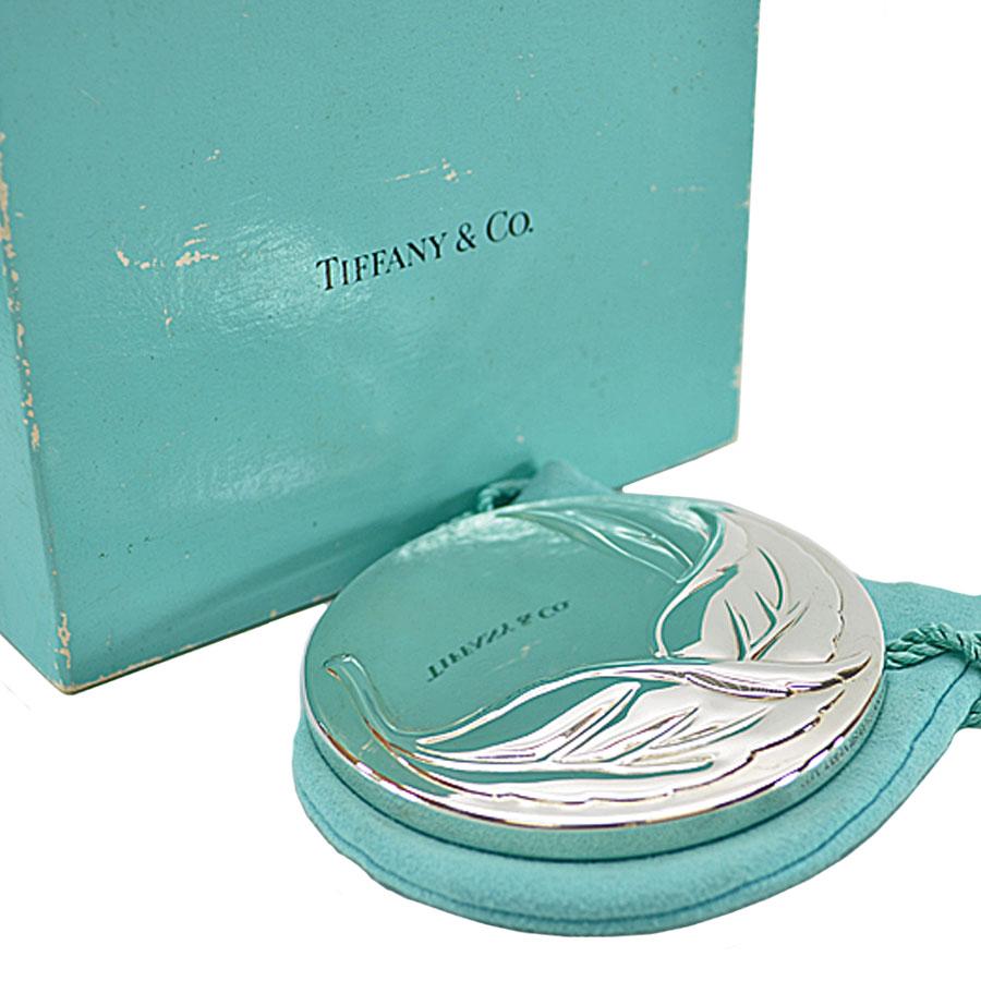 ティファニー Tiffany&Co. ハンドミラー シルバー 金属素材 手鏡 レディース 【中古】【定番人気】 - k8514