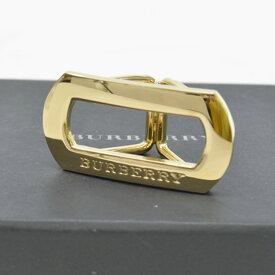 バーバリー BURBERRY スカーフリング ゴールド 金属素材 レディース 【中古】【定番人気】 - 53490