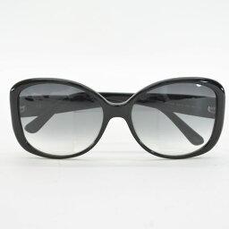 jibanshii GIVENCHY太陽眼鏡50□17 140黑色塑料女士人[中古][經典的人氣]-r6800