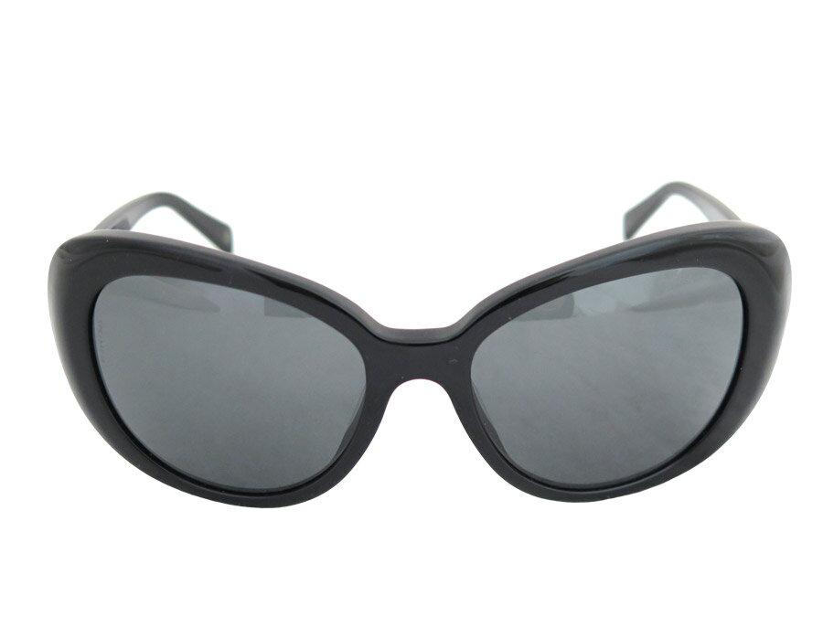 シャネル CHANEL サングラス ココマーク ブラックxレッドxシルバー プラスチックxラインストーンx金属素材 ファッションサングラス ロゴサングラス レディース 【中古】【おすすめ】 - e32571
