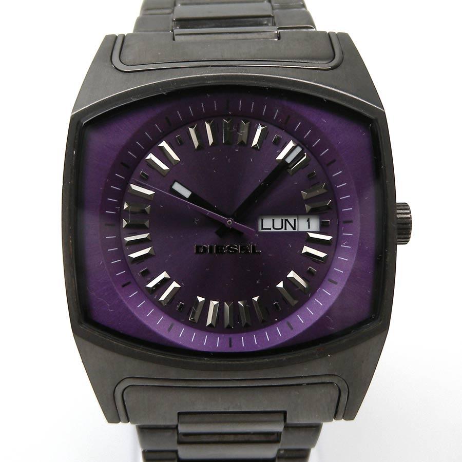 ディーゼル DIESEL 小物(アパレル系) 腕時計 レディース DZ-5281 【中古】【定番人気】 - v36697