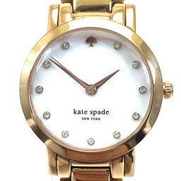 凱特黑桃Kate Spade小東西(服飾派)nyuyokuguramarashimini手錶女士1YRU0191[中古]-v41449