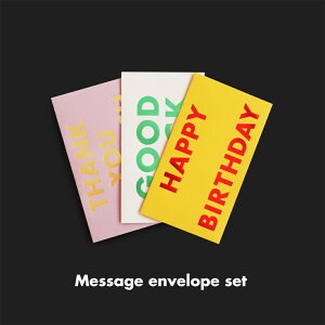 【合計1,100円以上で送料無料】O,LD! massage envelope set 封筒セット メッセージカード レディース 韓国 韓国ブランド オーロリーデイ かわいい おしゃれ oh lolly day オー ロリー デイ 日本 販売
