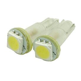 AP 2PC 3chip1SMD T5 LEDセラミックウェッジバルブ | 工具 DIY アストロプロダクツ | ウェッジバルブ ウエッジバルブ カスタム パーツ カスタムパーツ ledライト アストロ プロダクツ