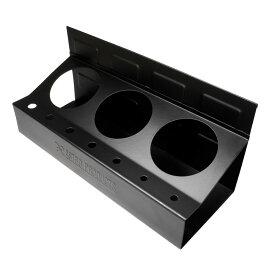 AP マグネットスプレーカン&ドライバーホルダー ブラック | 収納 磁石 マグネット 工具 ロールキャブ ホルダー 黒 ブラック【アストロプロダクツ】