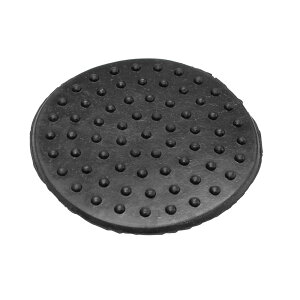 AP 1.8TON 超低床ガレージジャッキ用ゴムパッド【ゴムパッド スペアパッド】【アストロプロダクツ】