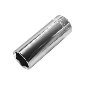 AP 3/8DR ディープソケット 17mm   ソケット ディープ ロング コマ 深型 ミリ ボックス ソケットレンチ【アストロプロダクツ】