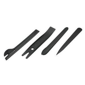 AP 4PC オールマイティープラスチックリムーバーセット | ツールセット ハンドツール トリム リムーバー DIY 作業工具【アストロプロダクツ】