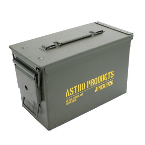 AP メタルボックス M OD MB926 | ツールボックス 収納 整理 工具箱 収納箱 道具箱 レジャー アウトドア 収納ボックス サバイバルゲーム インテリア 弾薬箱 アーモボックス 弾薬ケース【アスト