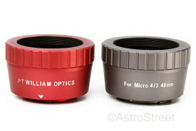 WilliamOptics M48 Tリング Micro 4/3 オリンパス用