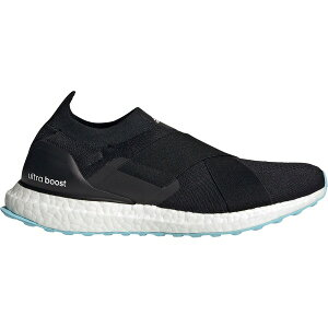 アディダス レディース ランニング スポーツ adidas Women's Ultraboost D.N.A Slip-On Running Shoes Black/Blue