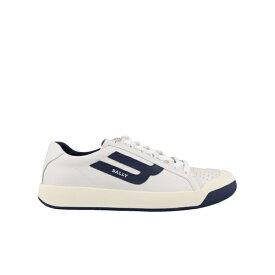 バリー メンズ スニーカー シューズ Bally New Competition Sneakers 0300white