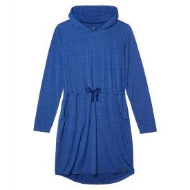 エクスオフィシオ レディース ワンピース トップス BugsAway Sol Cool Kaliani Dress Admiral Blue Heather