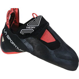 ラスポルティバ レディース サイクリング スポーツ La Sportiva Women's Theory Climbing Shoe Black / Hibiscus