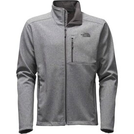 ノースフェイス メンズ ジャケット&ブルゾン アウター The North Face Apex Bionic 2 Softshell Jacket - Men's Tnf Medium Grey Heather/Tnf Medium Grey Heather