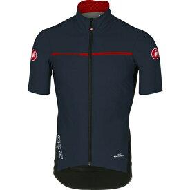 カステリ メンズ サイクリング スポーツ Perfetto Light 2 Short-Sleeve Jersey - Men's Dark Infinity Blue