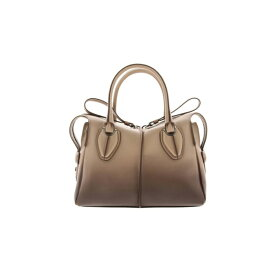 トッズ レディース トートバッグ バッグ Tod's Mini Bag Tod's Small D Bag In Shaded Leather With Shoulder Strap beige