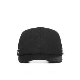 ジバンシー メンズ 帽子 アクセサリー Givenchy Logo Band Baseball Cap -