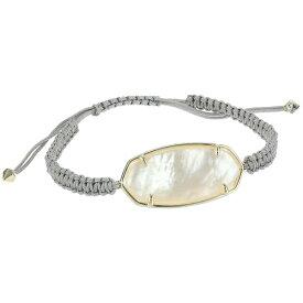 ケンドラスコット レディース ブレスレット・バングル・アンクレット アクセサリー Elle Friendship Bracelet Gold/Ivory Mother-of-Pearl 1