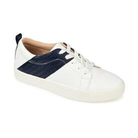 ジャーニーコレクション レディース スニーカー シューズ Women's Raaye Sneakers Navy