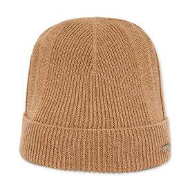 ヒューゴボス メンズ 帽子 アクセサリー BOSS Men's T-Marietto Cashmere Beanie Hat Medium Beige