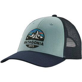 パタゴニア メンズ 帽子 アクセサリー Patagonia Men's Fitz Roy Scope Lopro Trucker Hat BigSkyBlue