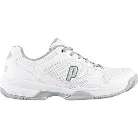 プリンス レディース テニス スポーツ Prince Women's Advantage Lite Tennis Shoes White