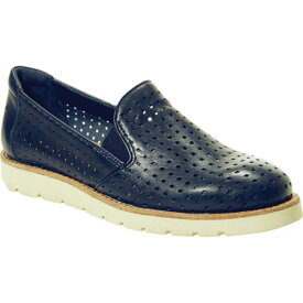 ベネリ レディース スニーカー シューズ Jemma Perforated Sneaker True Navy Bogota/Perforated Leather