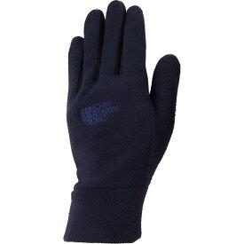 ノースフェイス メンズ 手袋 アクセサリー TKA 100 Glacier Glove Aviator Navy