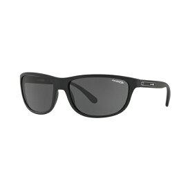 アーネット メンズ サングラス・アイウェア アクセサリー Sunglasses, AN4246 MATTE BLACK/GREY