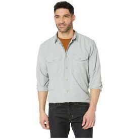 フィルソン メンズ シャツ トップス Twin Lakes Sport Shirt Mint/Gray