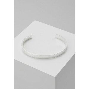 アイコンブランド メンズ ブレスレット・バングル・アンクレット アクセサリー SLAMMER CUFF - Bracelet - silver-coloured cvsb00a9