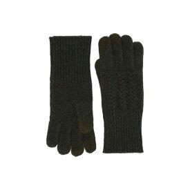 ペンドルトン レディース 手袋 アクセサリー Cable Gloves Evergreen