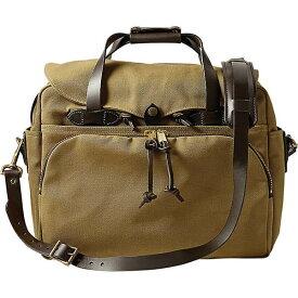 フィルソン レディース ボストンバッグ バッグ Filson Padded Computer Bag Tan
