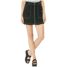 バンズ レディース スカート ボトムス In The Know Skirt Black