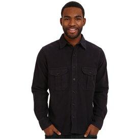 フィルソン メンズ シャツ トップス Moleskin Seattle Shirt Navy