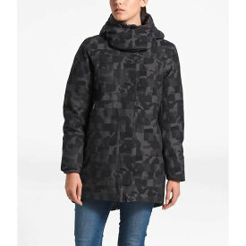 ノースフェイス レディース ジャケット&ブルゾン アウター The North Face Women's Cryos Wool Blend GTX Down Parka Tnf Black Jacquard
