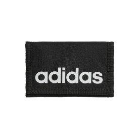 アディダス メンズ 財布 アクセサリー ESSENTIALS LOGO WALLET - Wallet - black dvrq011b