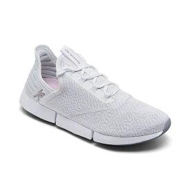 リーボック レディース スニーカー シューズ Women's DailyFit Casual Sneakers from Finish Line White, Lilac, Procelain