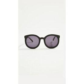 カレンウォーカー レディース サングラス&アイウェア アクセサリー Super Duper Strength Sunglasses Black