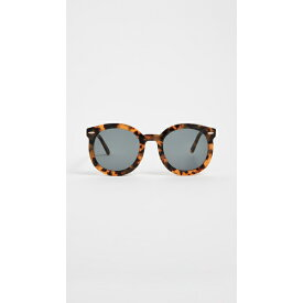 カレンウォーカー レディース サングラス&アイウェア アクセサリー Super Duper Strength Sunglasses Crazy Tort